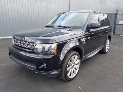 2012 Land Rover Range Rover Sport for sale at Ideal Motorcars in Columbus OH