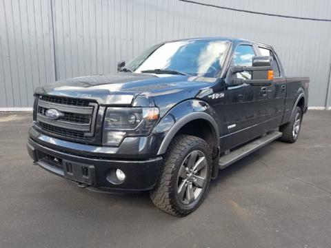 2014 Ford F-150 for sale at Ideal Motorcars in Columbus OH