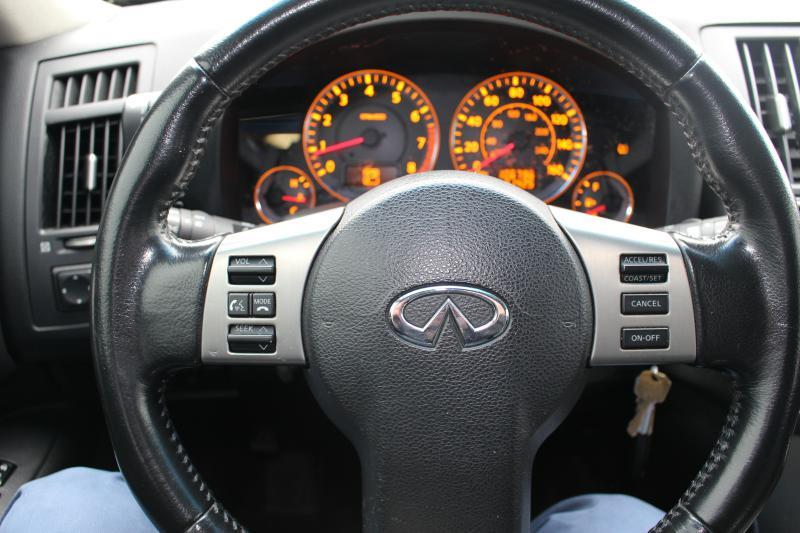 2008 Infiniti FX35 for sale at Ideal Motorcars in Columbus OH