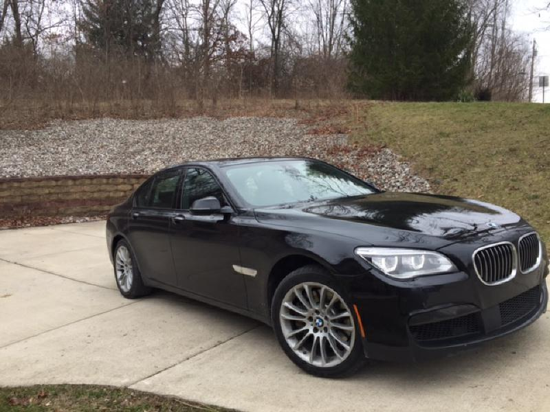 2013 BMW 7 Series for sale at Ideal Motorcars in Columbus OH