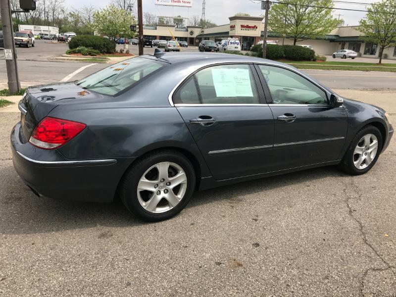 2005 Acura RL for sale at Ideal Motorcars in Columbus OH
