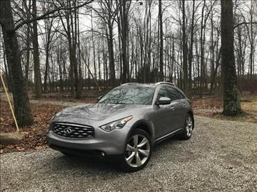 2009 Infiniti FX50 for sale in Columbus, OH