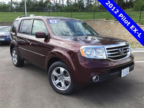 2012 Honda Pilot for sale in Lee's Summit MO