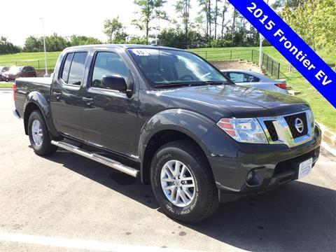 2015 Nissan Frontier for sale in Lee's Summit MO