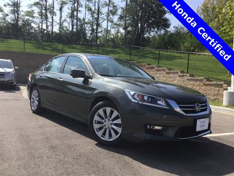 2014 Honda Accord for sale in Lee's Summit MO