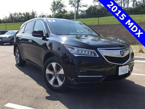 2015 Acura MDX for sale in Lee's Summit MO