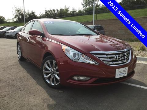 2013 Hyundai Sonata for sale in Lee's Summit, MO