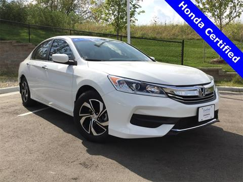 2016 Honda Accord for sale in Lee's Summit MO