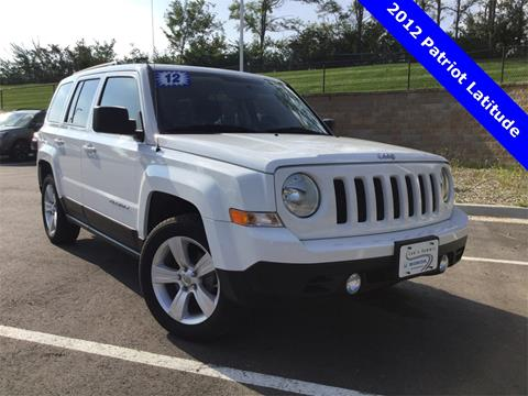 2012 Jeep Patriot for sale in Lee's Summit, MO