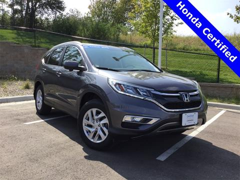 2015 Honda CR-V for sale in Lee's Summit MO