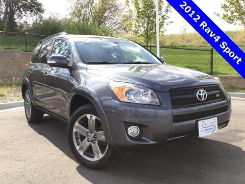 2012 Toyota RAV4 for sale in Lee's Summit, MO