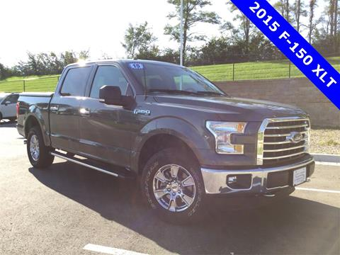 2015 Ford F-150 for sale in Lee's Summit MO