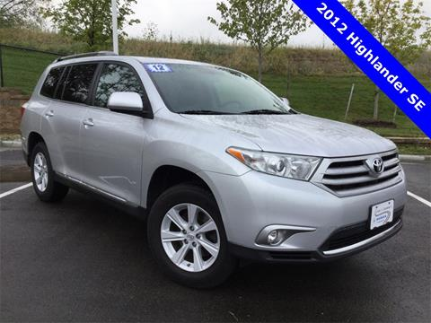 2012 Toyota Highlander for sale in Lee's Summit MO