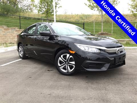 2016 Honda Civic for sale in Lee's Summit, MO