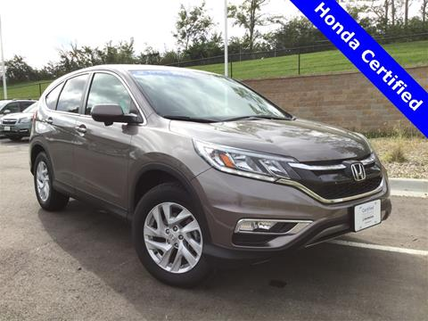 2016 Honda CR-V for sale in Lee's Summit, MO