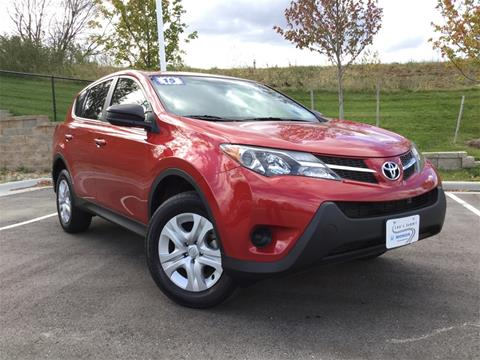 2015 Toyota RAV4 for sale in Lee's Summit MO