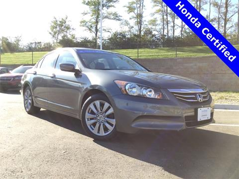 2012 Honda Accord for sale in Lee's Summit, MO