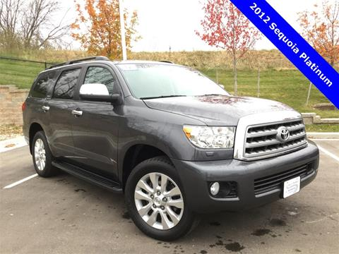2012 Toyota Sequoia for sale in Lee's Summit MO