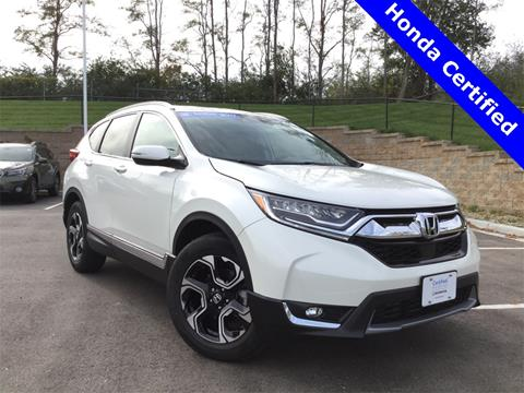2017 Honda CR-V for sale in Lee's Summit MO