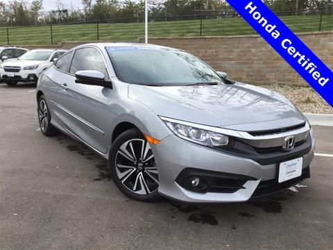 2016 Honda Civic for sale in Lee's Summit MO