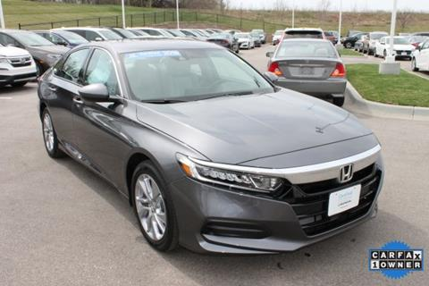 2018 Honda Accord for sale in Lee's Summit, MO