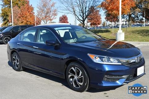 2017 Honda Accord for sale in Lee's Summit, MO