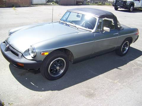 1974 MG MGB for sale in Jacksonville, AR