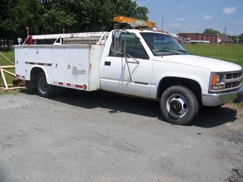 2000 Chevrolet Silverado 3500HD for sale in Jacksonville, AR