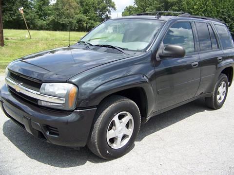 2006 Chevrolet TrailBlazer for sale in Jacksonville, AR