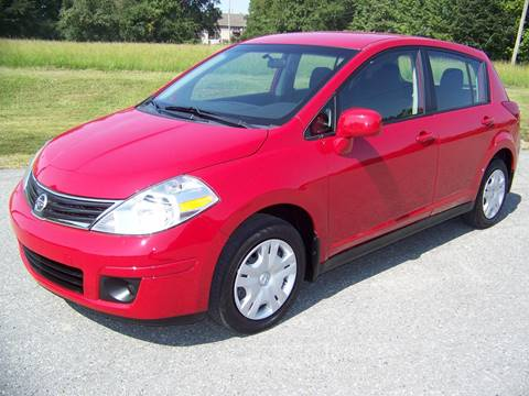 2012 Nissan Versa for sale in Jacksonville, AR