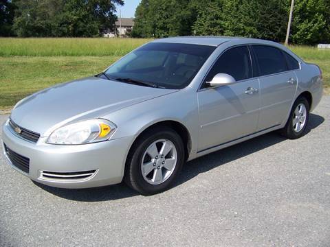 2007 Chevrolet Impala for sale in Jacksonville, AR