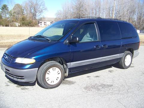 2000 Plymouth Grand Voyager for sale in Jacksonville, AR