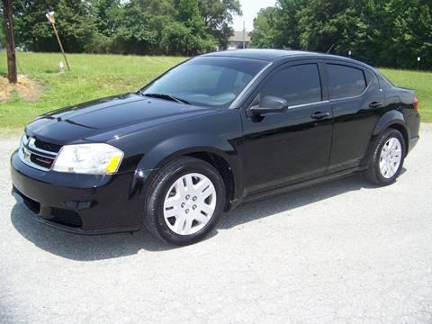 2013 Dodge Avenger for sale in Jacksonville, AR