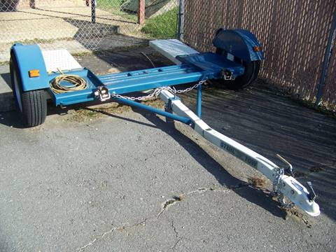 2015 Stehl Tow Dolly for sale in Jacksonville, AR