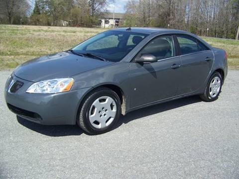 2008 Pontiac G6 for sale in Jacksonville, AR
