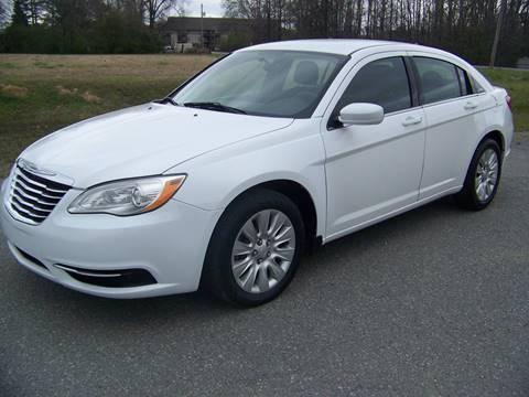 2012 Chrysler 200 for sale in Jacksonville, AR