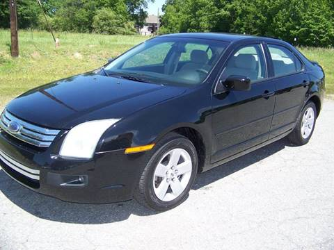 2007 Ford Fusion for sale in Jacksonville, AR