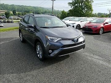 2017 Toyota RAV4 Hybrid for sale in York, PA