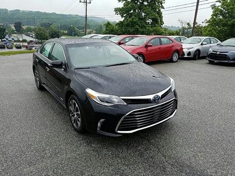 2017 Toyota Avalon Hybrid for sale in York, PA