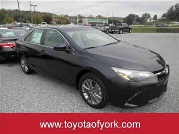 2017 Toyota Camry for sale in York, PA