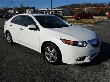 2013 Acura TSX for sale in York, PA