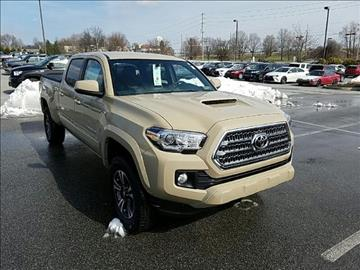 2017 Toyota Tacoma for sale in York, PA