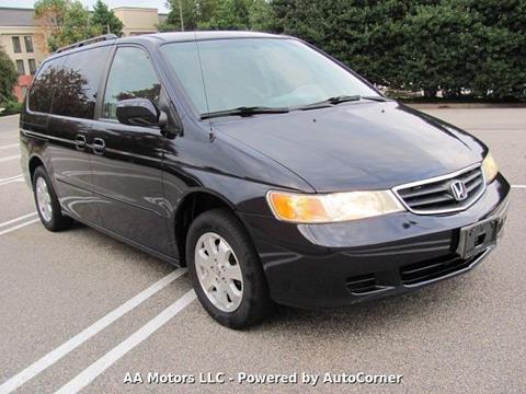 2004 Honda Odyssey for sale in Richmond, VA