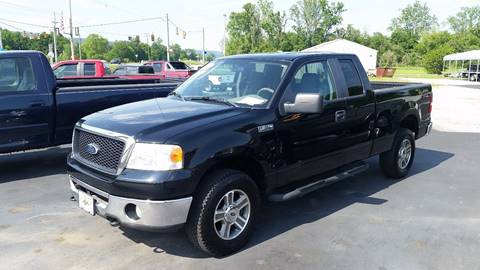 2007 Ford F-150 for sale in Spring City, TN
