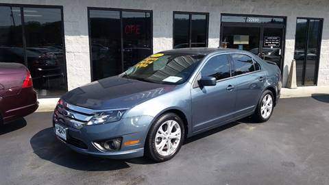 2012 Ford Fusion for sale in Spring City, TN
