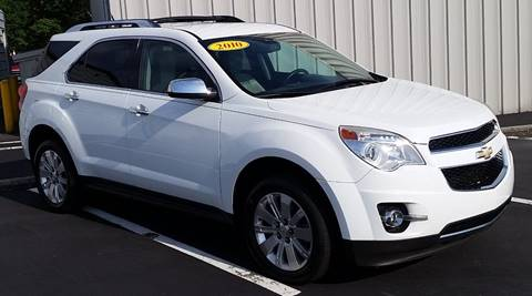 2010 Chevrolet Equinox for sale in Spring City, TN