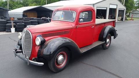 1938 Ford F-100 for sale in Spring City, TN