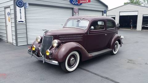 1936 Ford Super Deluxe for sale in Spring City, TN