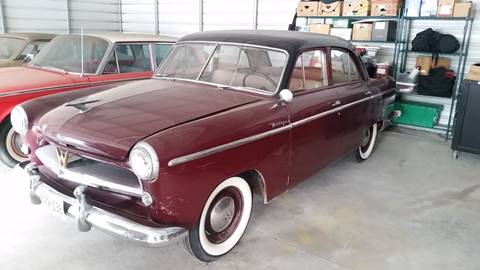1953 Willys AREO FALCON for sale in Spring City, TN