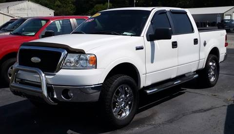 2008 Ford F-150 for sale in Spring City, TN